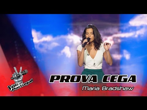 Maria Bradshaw - I will always Love you | Provas Cegas | The Voice Portugal