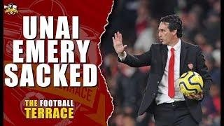 """REPORTS """"Arsenal ready to SACK Unai Emery"""" Nuno Santo is favourite to land the job!"""