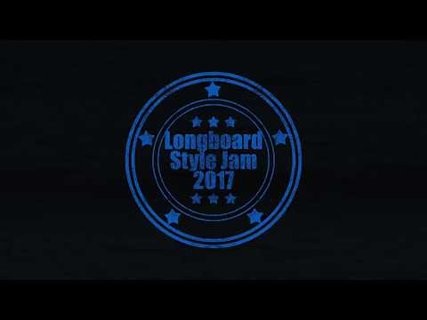 Shonan Open 2017 Longboard Style Jam