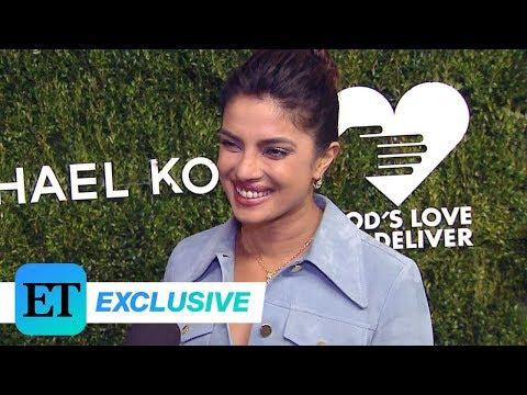Priyanka Chopra Teases Her Wedding Day Style (Exclusive)