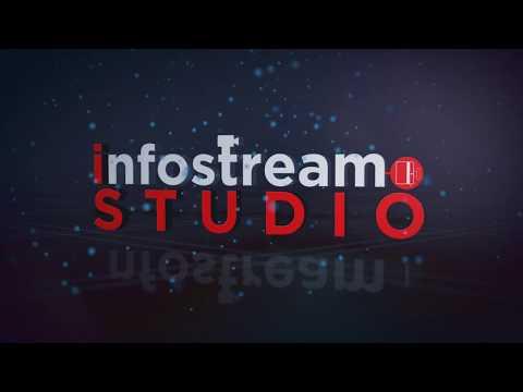 Infostream studio teaser