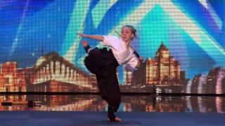 9 Yaşındaki Karateci Kızdan Muhteşem Show (Dont Mess With Karate Kid Jesse)