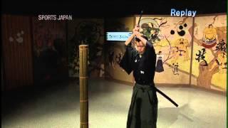 "NHK WORLD   SPORTS JAPAN    ""Battodo"" 抜刀道"