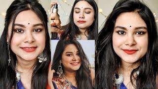 Teenager इस NAVRATRI करें ऐसे MAKEUP की सब देखते रह जायेंगे | Indian Festival Makeup For Beginners