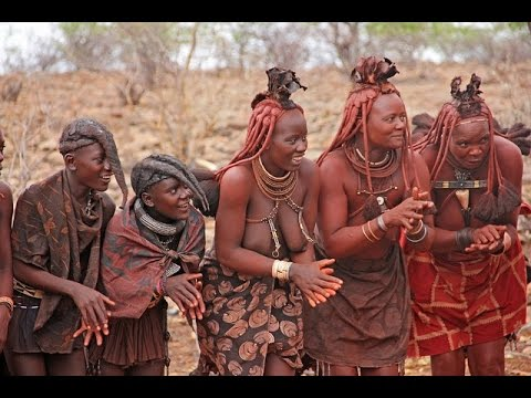 Tribes documentary - Tribes Wives The Babongo Gabon Series Two Episode Two