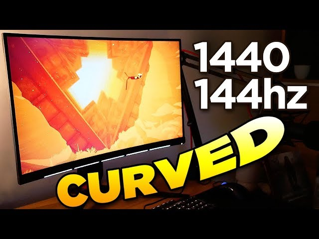 1440p 144HZ CURVED | Review on the - MSI Optix-MPG27CQ