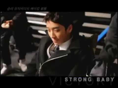 Making of Strong Baby - Seung Ri (eng subs)