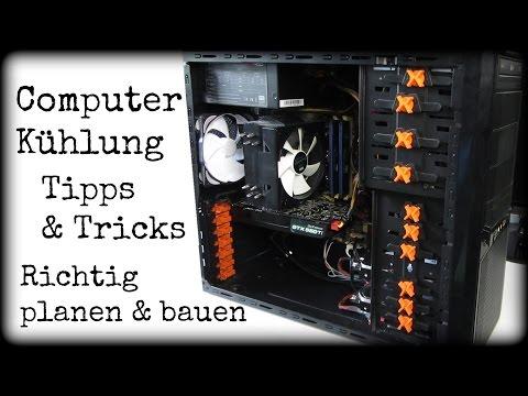 PC KÜHLUNG VERBESSERN TIPPS & TRICKS | RICHTIG PLANEN UND BAUEN | DEUTSCH HD