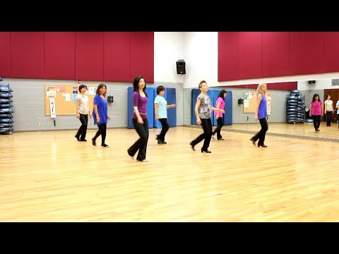 Eyes On You - Line Dance (Dance & Teach In English & 中文)