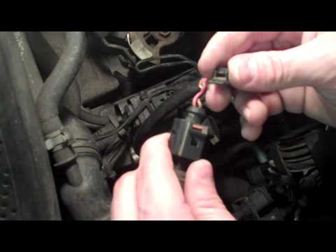 Replacing the backup lights switch on a 2002 ALH Jetta TDi