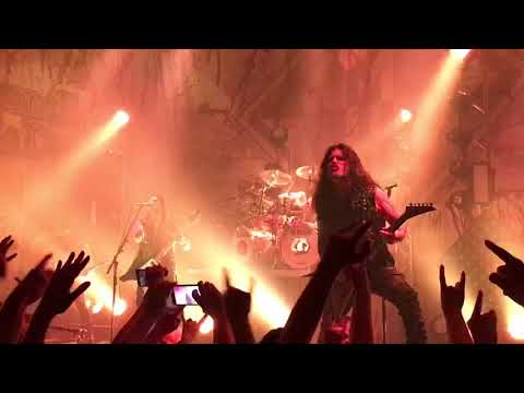 Machine Head - Bulldozer - Live Camden Roundhouse, London 2018
