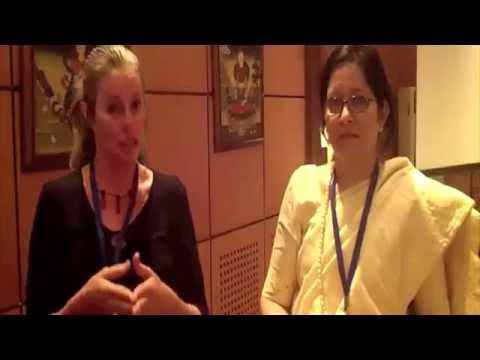 CBA8 session interview: Farah Kabir and Penny Urquhart