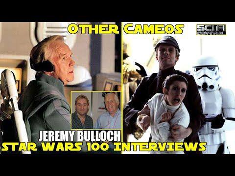 Star Wars 100 Interviews: Jeremy Bulloch as Boba Fett & other extras