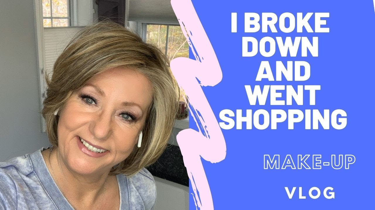 Download Makeup | Cover that Grey | Vlog | Shopping | Monika's Beauty & Lifestyle