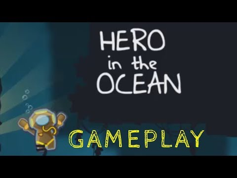 Hero In The Ocean Gameplay - Level 1 To Level 8 - Miniclip