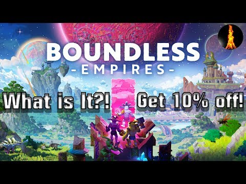 Boundless - What is it?! & How to get a 10% discount!