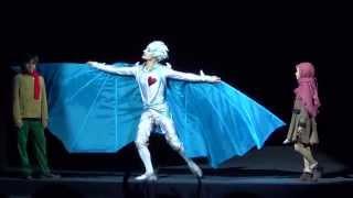 видео Цирк Танцующих Фонтанов «Аквамарин» представляет новогоднее шоу «Тайна зимнего леса»