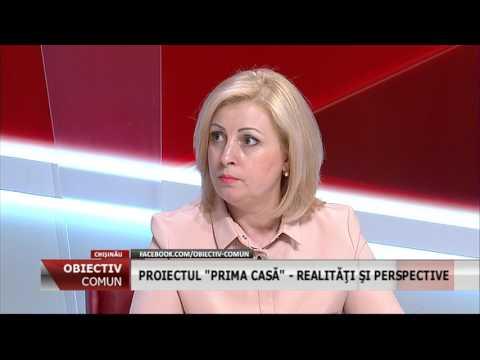 """Emisiunea """"Obiectiv Comun"""" - Proiectul """"Prima Casă"""""""