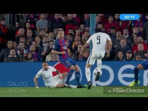 Barcellona vs PSG 6-1