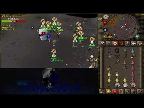 UNK vs EZ RuneScape