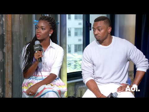 Teyonah Parris & RonReaco Lee Discuss Working WIth Director Mike O'Malley  BUILD Series