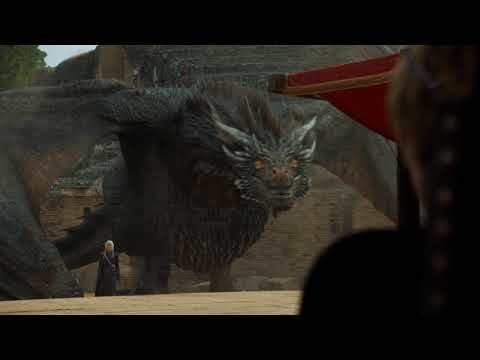 Game of Thrones: Season 7 Soundtrack - Dragonpit pt 2 EP 07 Dany entrance