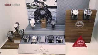 Alpina обзор коллекции часов | Mywatch.ru