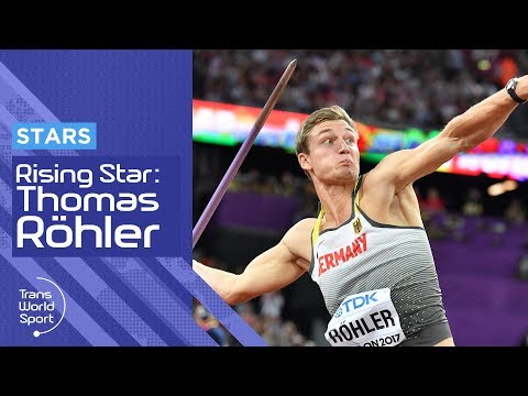 Thomas Röhler Wants to Hit a 100m Javelin Throw! | Trans World Sport