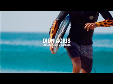 GLOBE Exclusive - Dion Agius