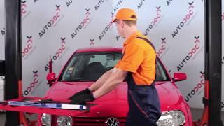 Guarda la nostra guida video sulla risoluzione dei problemi Spazzola tergi VW