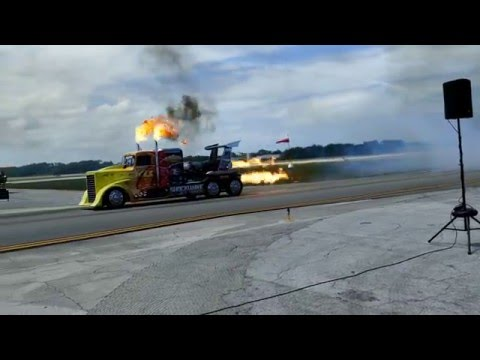 Shockwave Jet Truck V Patty Wagstaff Extra 330