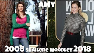 The Secret Life of the American Teenager Then And Now