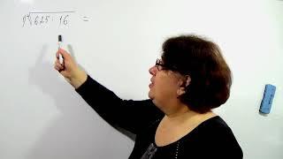 Корень n-ной степени и его свойства. Решение примеров
