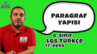 Paragraf Yapısı | 2021 LGS Türkçe Konu Anlatımları #8trkc
