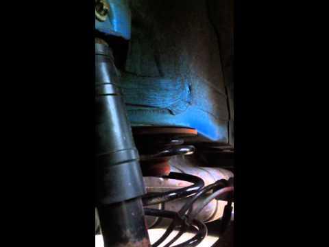 Astra VXR Rear Shock
