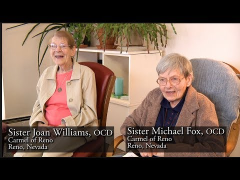 Carmelite Sisters of Reno, Nevada Full Interview