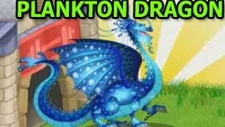 PLANKTON DRAGON How To Get It Level Up Fast Attacks Review