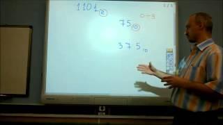 Системы счисления (часть 1)