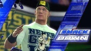 """WWE SmackDown Open - """"WWE 2K14"""" Style"""