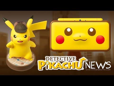 Download Youtube: HUGE Detective Pikachu amiibo Announced | Nintendo Wiretap | January 12th, 2018