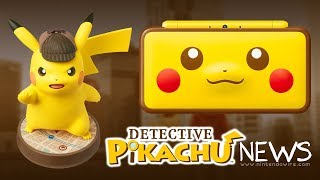 HUGE Detective Pikachu amiibo Announced | Nintendo Wiretap | January 12th, 2018