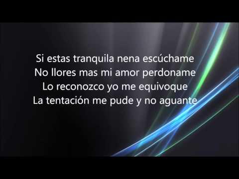 Letra Nada Queda - Rebeca ft. Fili-Wey