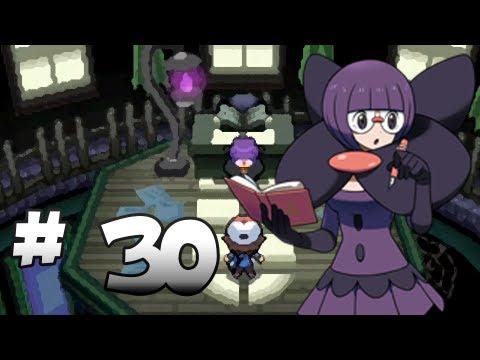 Let's Play Pokemon: Black - Part 30 - Elite Four Shauntal