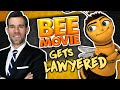real lawyer reacts to bee movie honey trial against humanity class action legaleagle