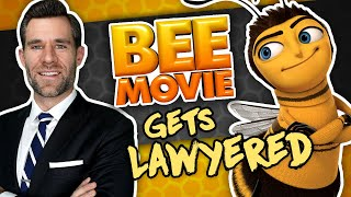 Real Lawyer Reacts to Bee Movie (Honey Trial Against Humanity - Class Action) // LegalEagle