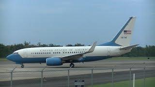 Download lagu TJSJ Spotting USAF C 40 Orange DC 3 Turbo MP3