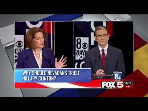 KVVU: Cortez Masto and Heck face off in debate