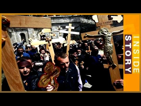 ⛪ Are Christians being targeted in Jerusalem? | Inside Story
