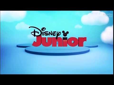 Disney Junior on Disney Channel Asia ident