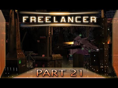 Freelancer - Part 21: Taking care of blood dragon business (with commentary) PC